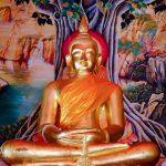 Wat Chantharam Ang Thong  วัดจันทราราม อ่างทอง