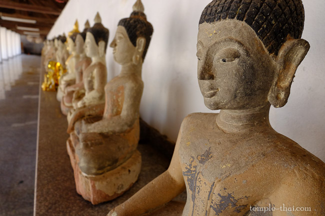 bouddha de style Phayao