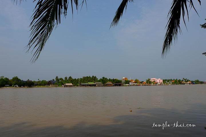 Le fleuve Mae Klong