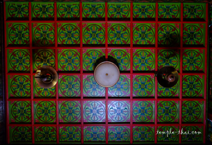 Plafond verdatre