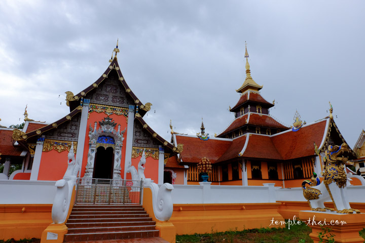 Wat Chaeng Prachinburi