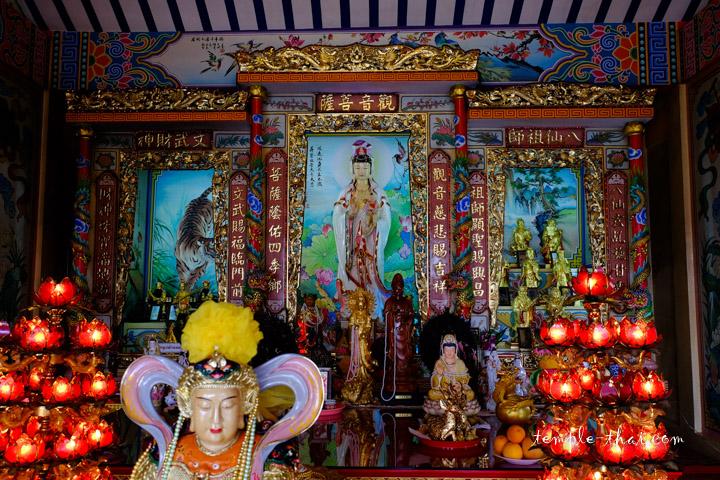 Sanctuaire Guanyin
