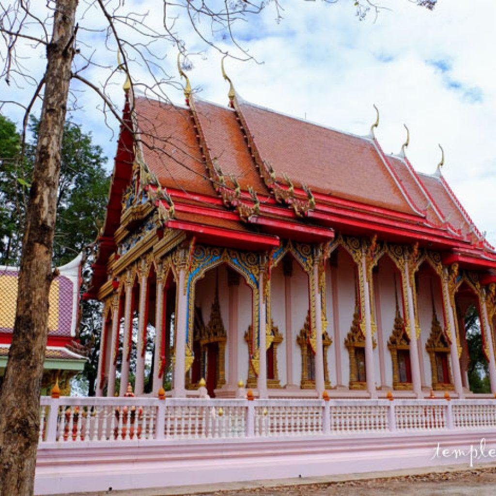 วัดศรีมหาโพธิ์ ปราจีนบุรี