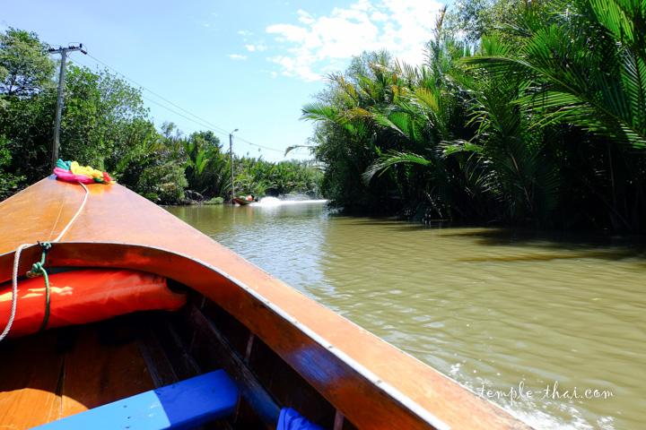 Canal in Samut Prakan province