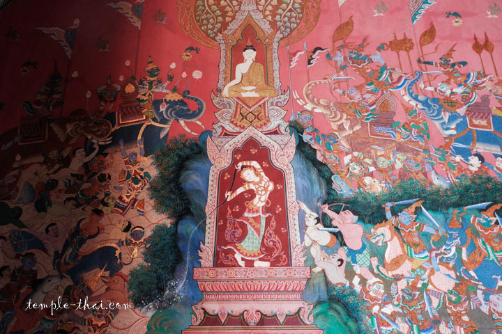Wat Chulamani Samut Songkhram