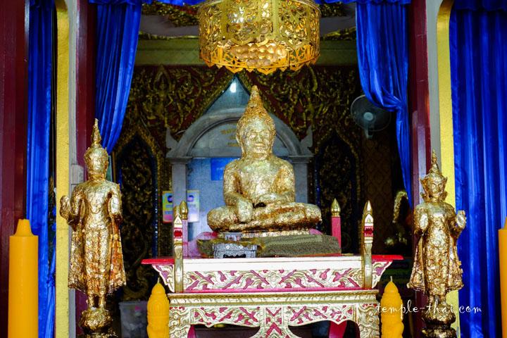 Luang Po Wat Takhrao (หลวงพ่อวัดตะเครา)