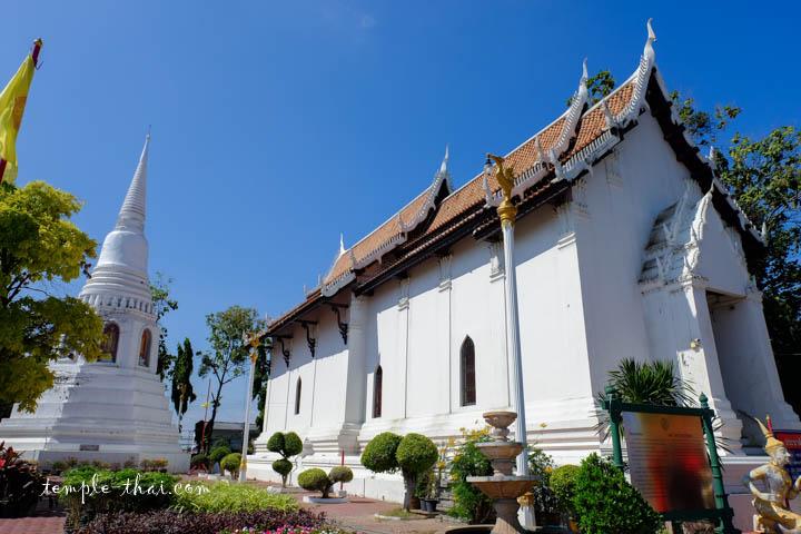 Wat Sao Tong Thong Lopburi