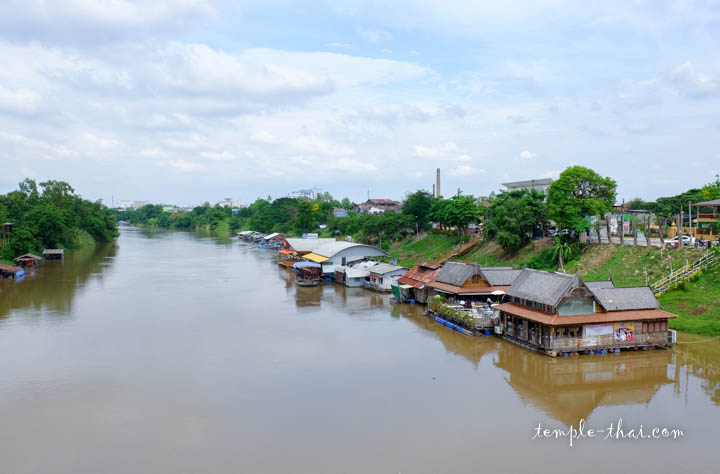 Rivière Nan Phitsanulok