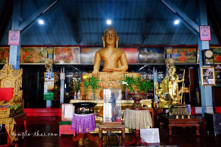 bouddha en osier