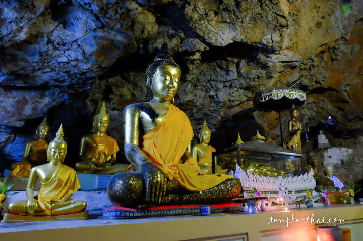 bouddha grotte