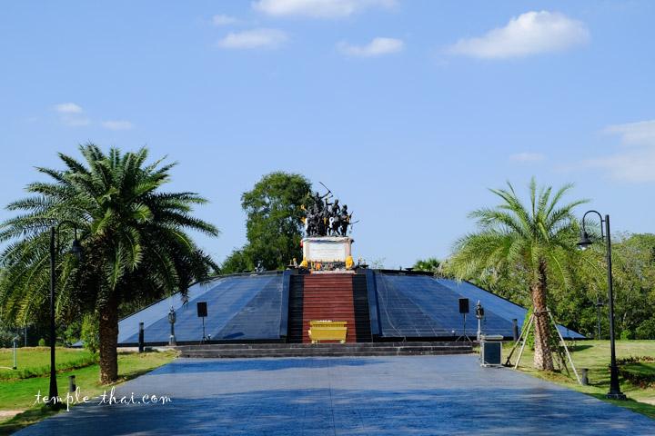 mémorial de Bang Rachan
