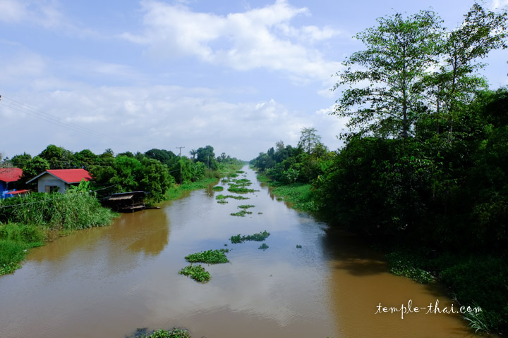 canal thaïlande