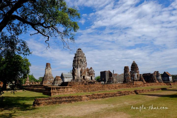 Wat Phra Si Rattana Mahathat Lopbur