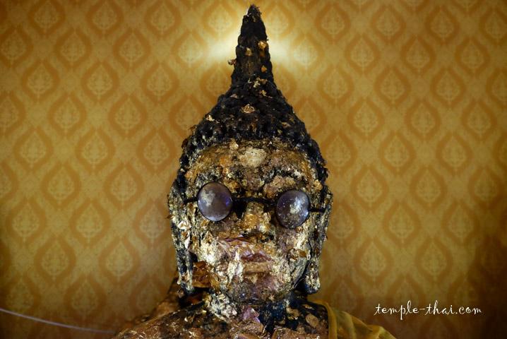 bouddha à lunette