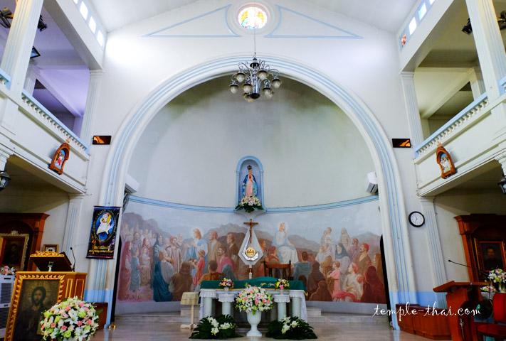 Phra Pradaeng church
