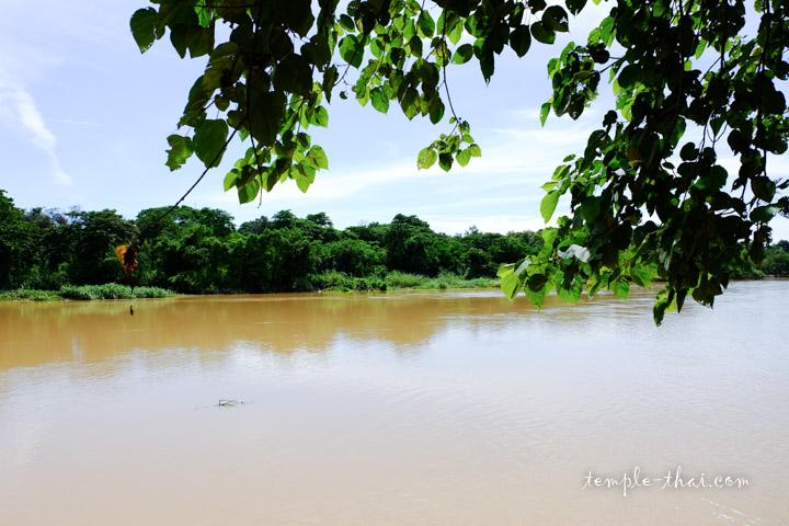 Fleuve Mae Khlong