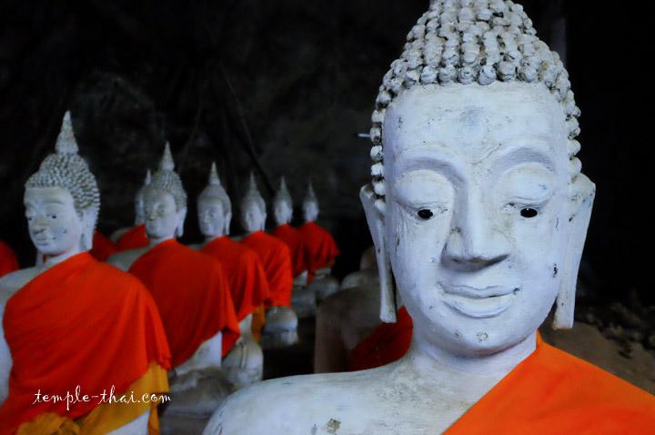 bouddhas grotte