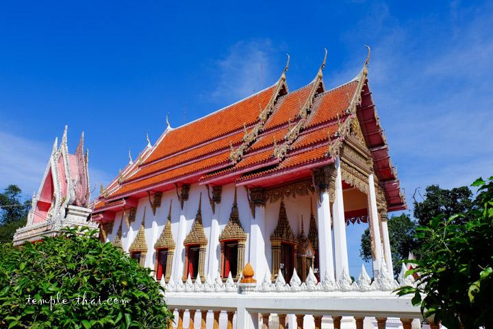 Wat Chantharam Ang Thong