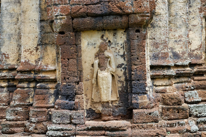 bouddha en relief