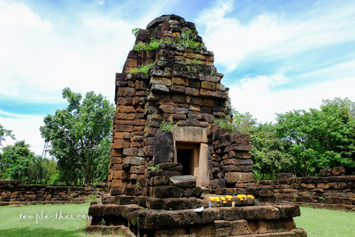 temple khmer thaïlande
