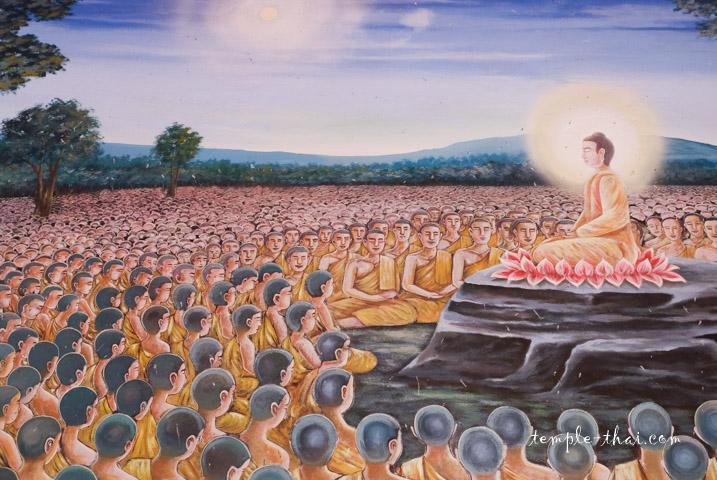 Sermon du Bouddha