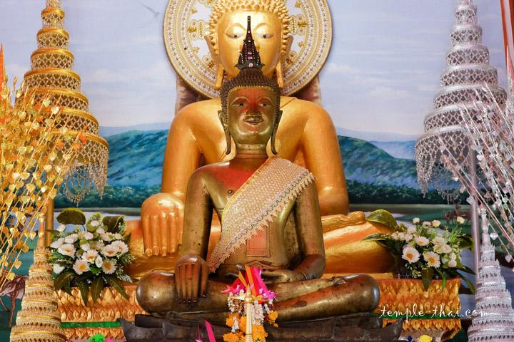 Luang Po Tong Saen (หลวงพ่อทองแสน)