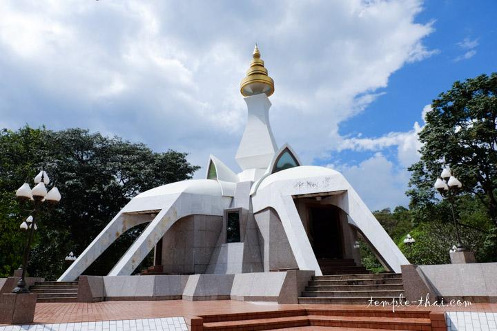 Stupa-musée