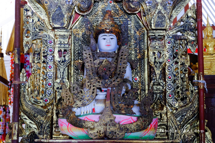 bouddha marbre