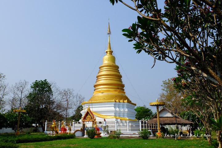 Stupa style Lanna