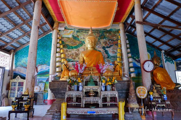 Wat Mahathat Chiang Khan