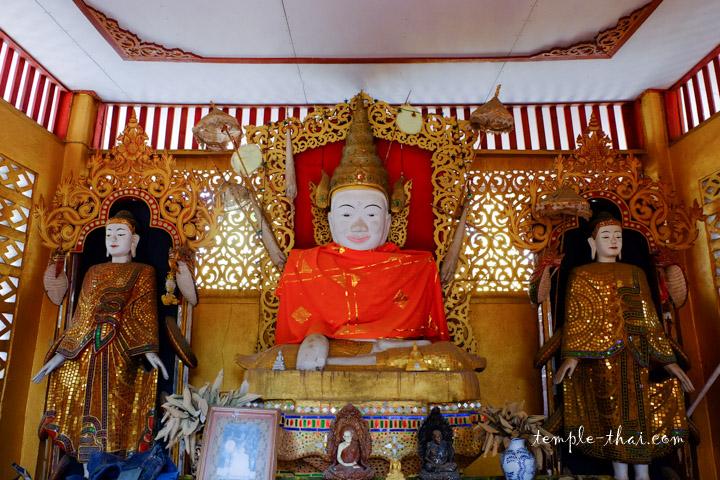 bouddha shan