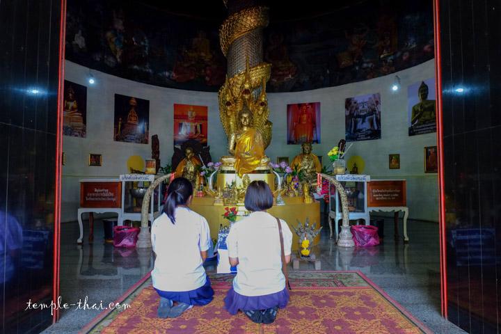 Sanctuaire bouddhique