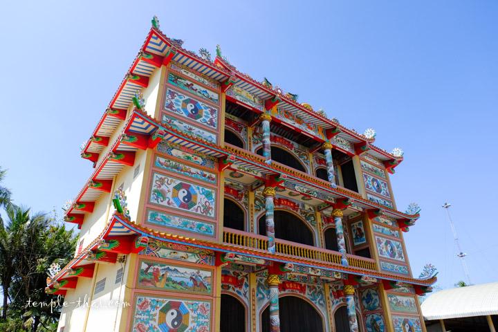 Sanctuaire chinois Thaïlande