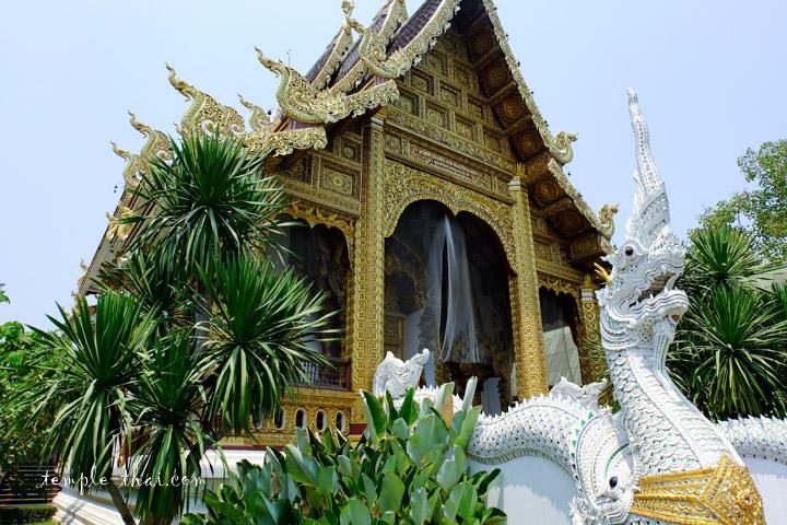 Wat Pa Daet Chiang Mai