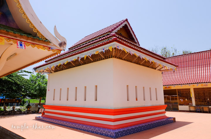 Wat Sawang Arom Nakhon Chum