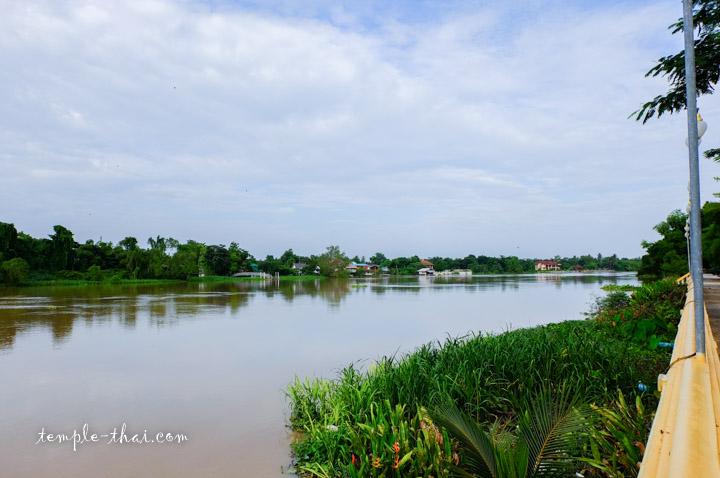 Fleuve Mae Klong