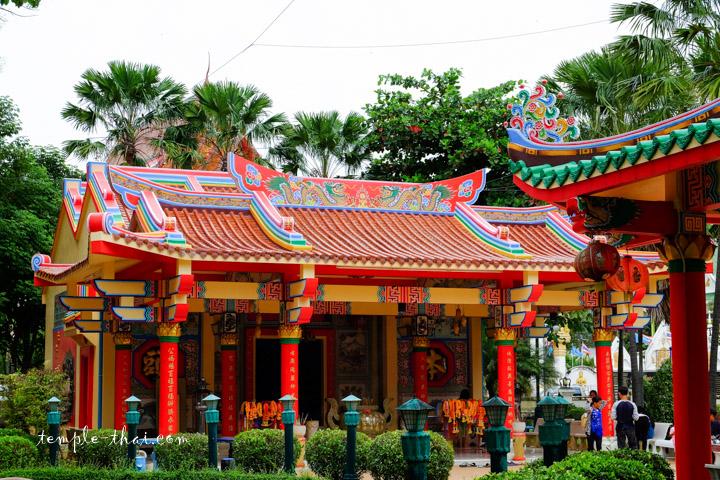 Sanctuaire chinois Buriram