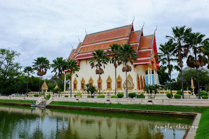 Wat Klang Buriram