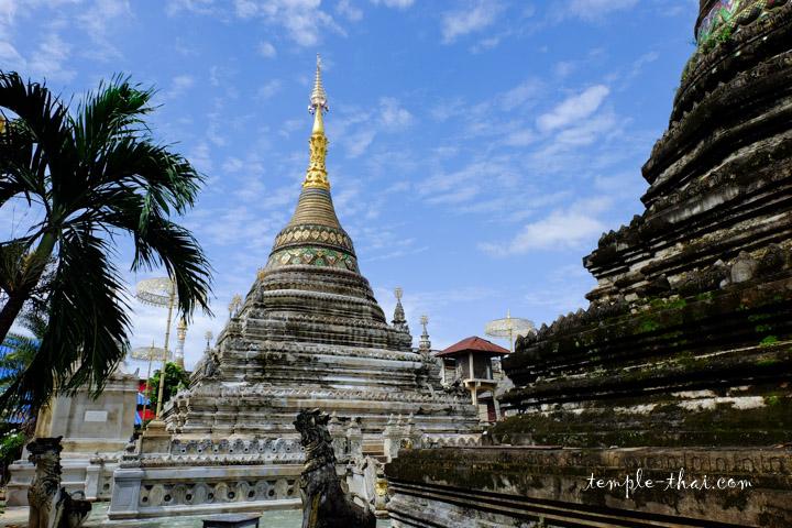 Wat Chetawan Chiang Mai
