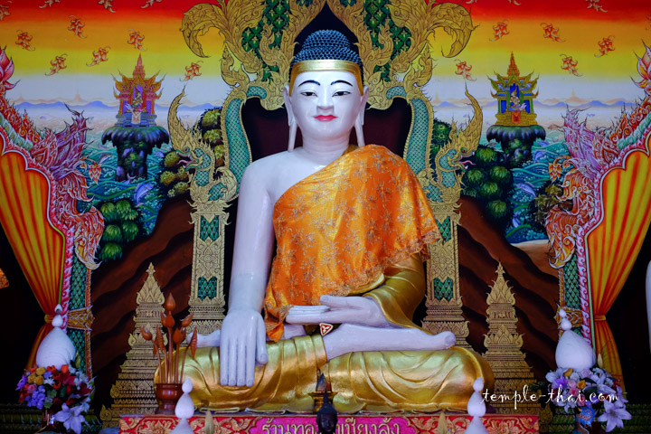 bouddha style Mandalay