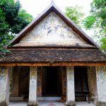 Wat Nong Lao (Ban Nong Lao)  วัดหนองเหล่า (บ้านหนองเหล่า)