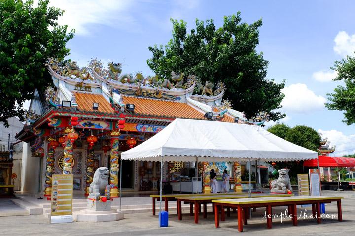 Sanctuaire chinois