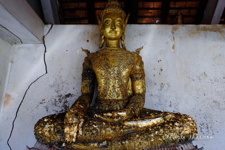 bouddha paré