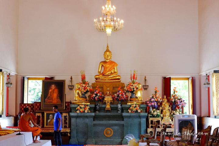 Wat Buppharam Thonburi