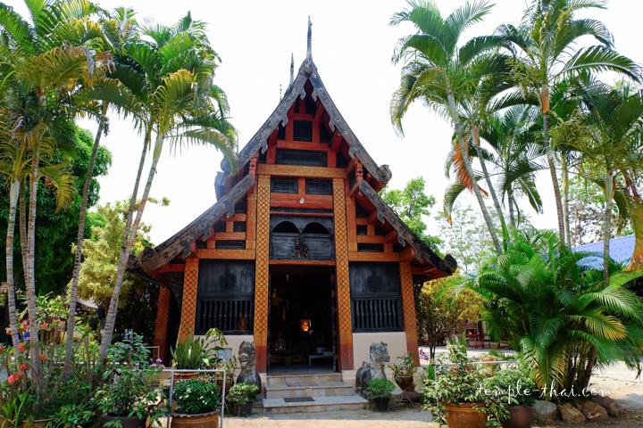 Wat Doi Thaen Phra Pa Luang