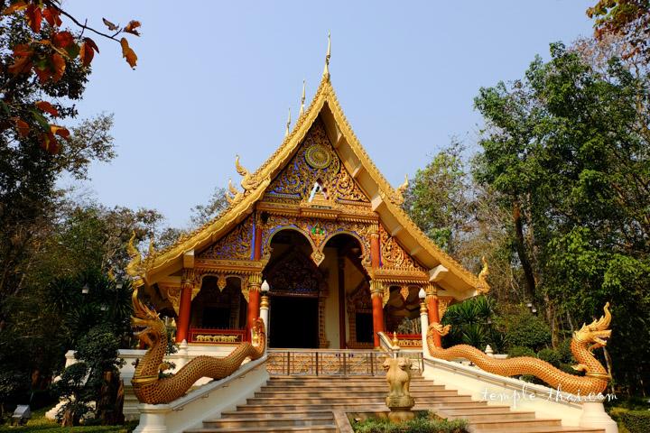 Wat Aranya Wiwek Mae Taeng