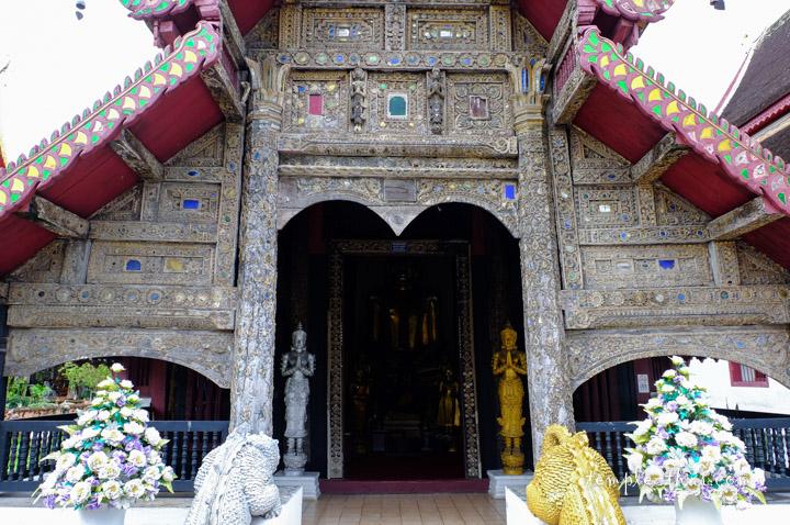Wat Buppharam Chiang Mai