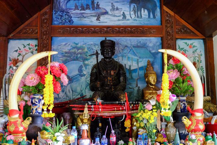 Sanctuaire Chiang Mai