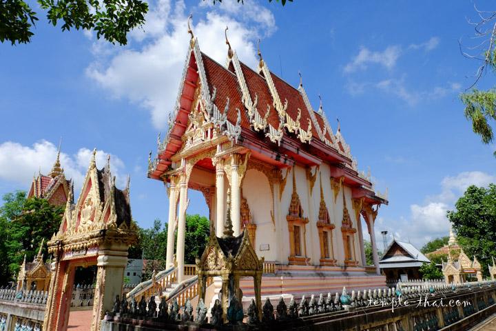 Wat Sanuan Wari Phatthanaram