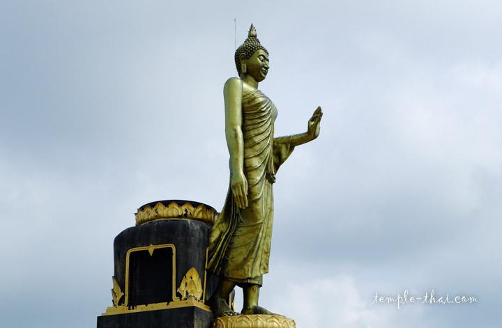 bouddha marchant